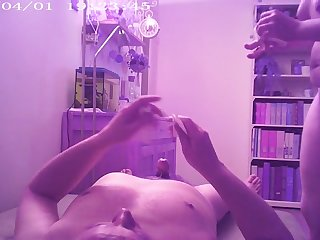 massage, pussy and ass licking