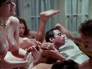 messy oily orgy classic clip